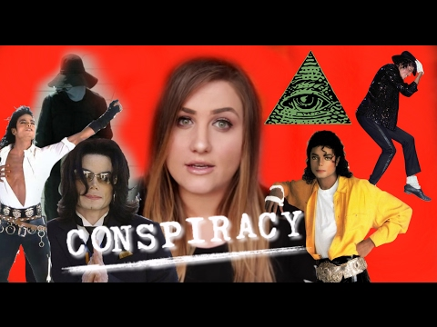MICHAEL JACKSON STILL ALIVE?  CELEBRITY CONSPIRACY THEORIES