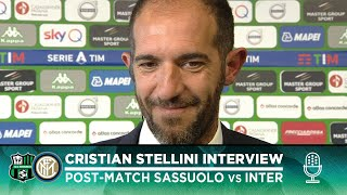 """SASSUOLO 3-4 INTER 