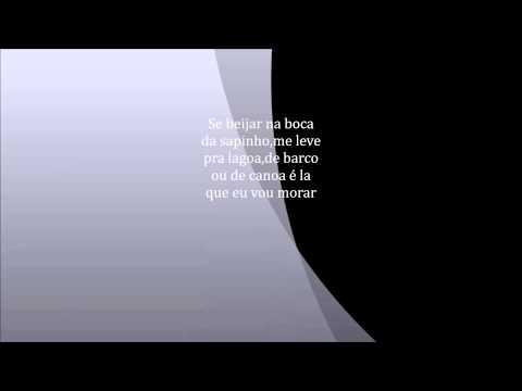 João Lucas e Marcelo - Se beijar na boca da sapinho - letra