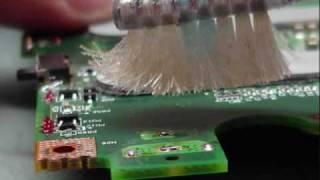 How To Repair Broken DC Power Jack In A Laptop Computer