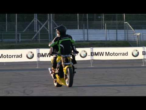 funny riding @ Hockenheim - German Open 2010