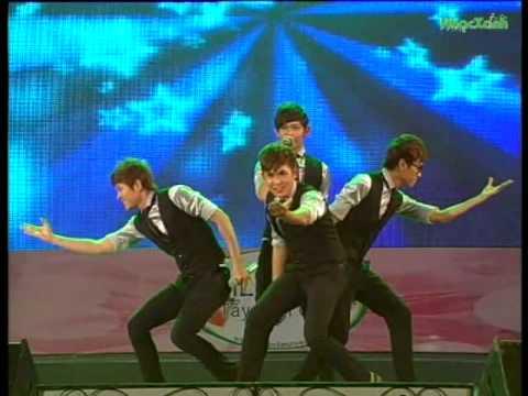 Quà Tặng Tình Yêu 02/2012 - Anh Đã Yêu - Nhóm V.Music