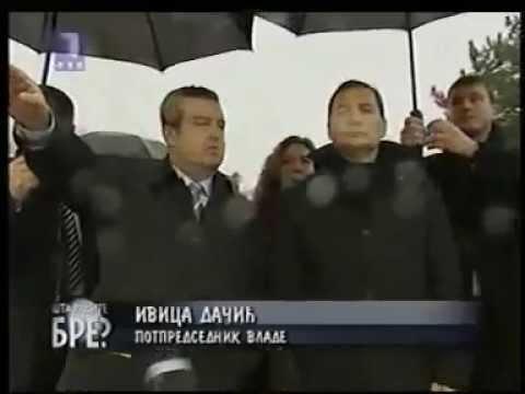 Šta radite BRE? - Ivica Dačić kao turistički vodič