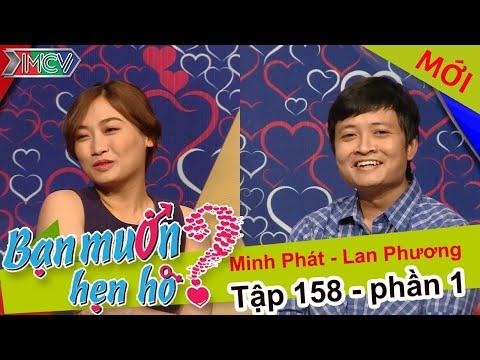 Anh chàng thạc sĩ hạnh phúc vì tìm được bạn gái xinh như hoa   Minh Phát - Lan Phương   BMHH 158
