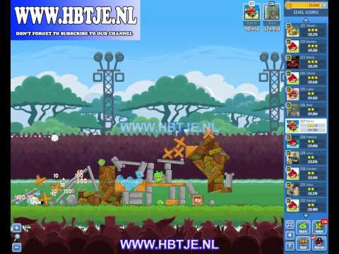 Angry Birds Friends Tournament Level 6 Week 92 (tournament 6) no power-ups