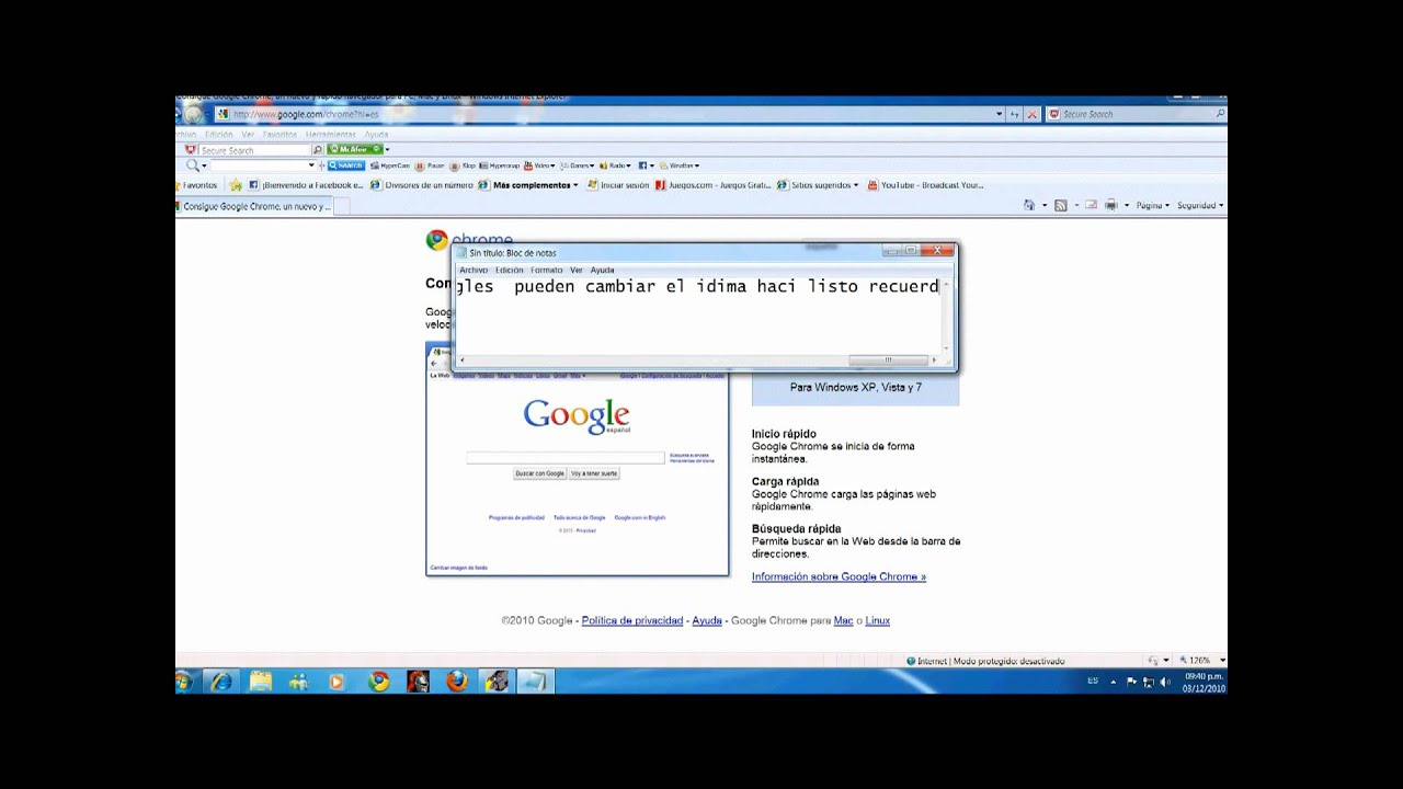 descargar google chrome gratis y sin virus