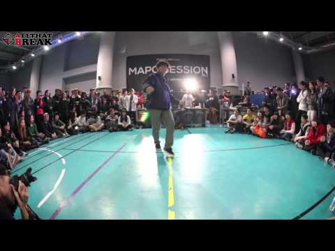 Penny (Floor Gangz, AORI) / Judge show / Mapo Session vol.3 / allthatbreak.com