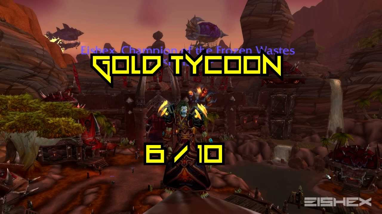 Tycoon Gold Addon Review