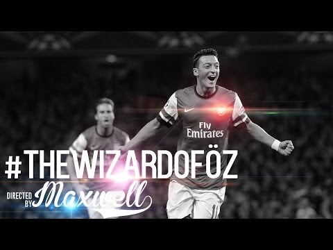 Mesut Özil - The Wizard Of Öz