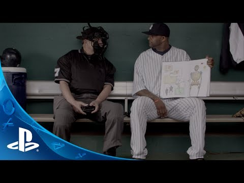 MLB 14 The Show | The Idea Pitcher CC Sabathia Pitches Robot Umpires