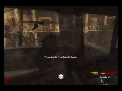 Call Of Duty: World At War -  Verrcukt Gameplay (PC)