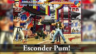 Afinal, O Que Eles Falam? The King Of Fighters