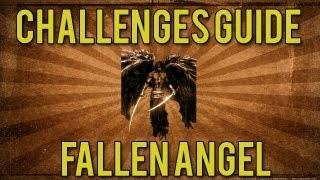 Black Ops 2: Fallen Angel Challenges Guide