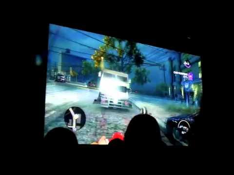 Новый геймплей Saints Row 3 (18+)