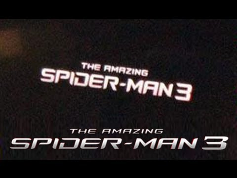 The Amazing Spider-Man 3 Logo Revealed, Delayed To 2017 Rumor