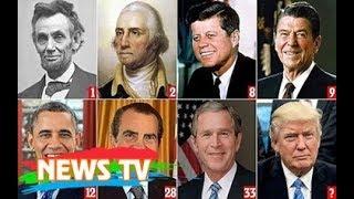 Top 10 sự thật ít người biết về các đời tổng thống Mỹ