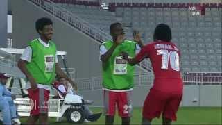 اهداف مباراة لخويا 3-1 الخور - دوري نجوم قطر