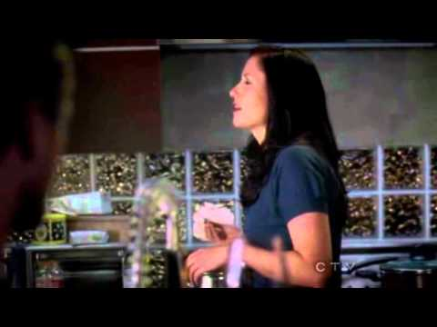 Lexie/Mark 7x13 - First & Last scene.
