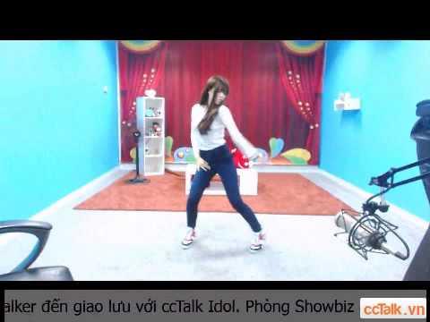 [CCTalk IDOL] Kha Mi dance ngày 25/03/2015
