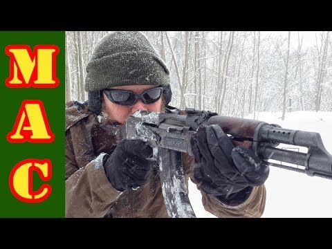 Tribute to Mikhail Kalashnikov and the AK-47