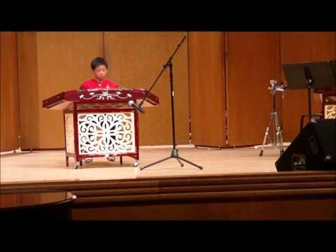2012 CCOM Exam USA Concert Recital - Grade 1 Yangqin - by Alec Fu
