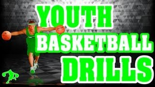 Youth Basketball Drills Ball-Handling & Dribbling Drills