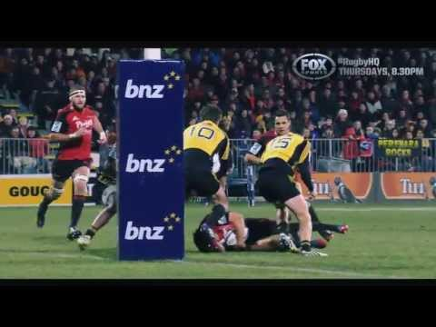 Rugby HQ Plays of the Week Rd.23 | Super Rugby Video Highlights