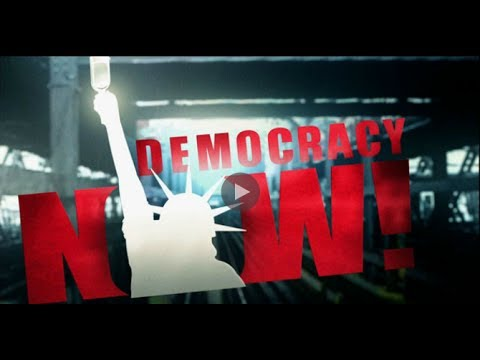 Democracy Now! U.S. and World News Headlines for Monday, October 14