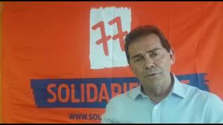 Deputado visita município de Mendonça e se encontra com lideranças
