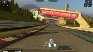 [Quantum Rush Closed Beta gameplay - GT1 Practice] Video