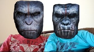 ALL HAIL THE APES!! (Dawn of the Planet of the Apes Review - Spoiler-Free!!)