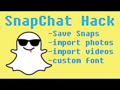 New Snapchat Hack Works on IOS 7.1.2 REAL !