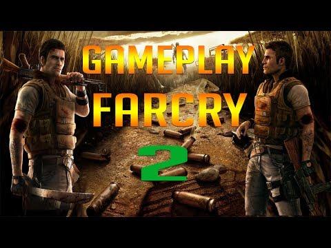Far Cry 2 - Achei Os Papéis Da Tiazinha  (HD)