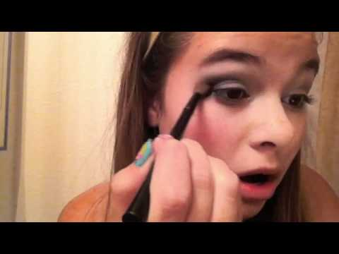 cute devil halloween makeup tutorial  youtube