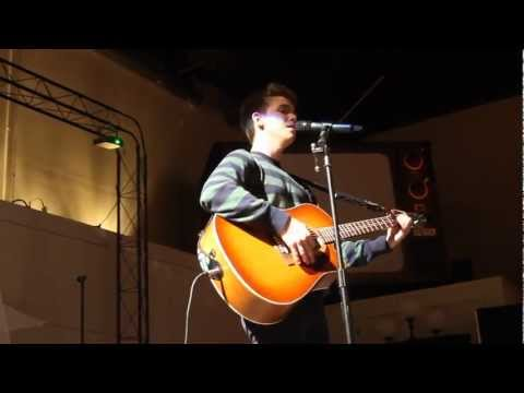 Josh Metzler performs When I Was Your Man by Bruno Mars (Cover)