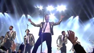 Bruno Mars & Red Hot Chili Peppers Superbowl Halftime Show