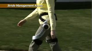 Honda Walking Assist Devices