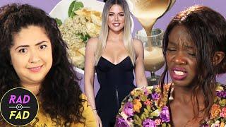 Friends Try Khloé Kardashian's Diet For A Week