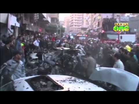 Beirut blast kills at least five in Hezbollah stronghold