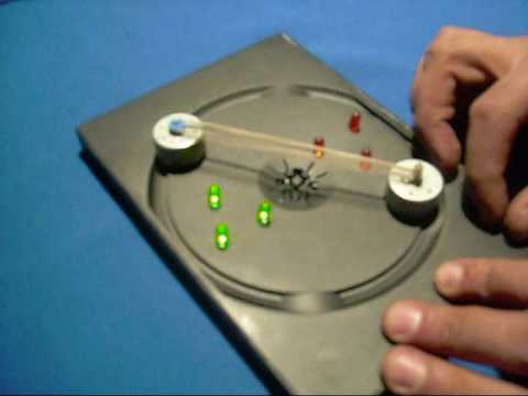 Experimentos de f sica mini generador de corriente - Mini generador electrico ...