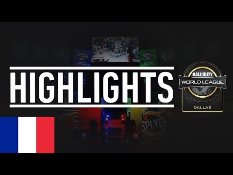 🇫🇷 Highlights CWL DALLAS | WW2
