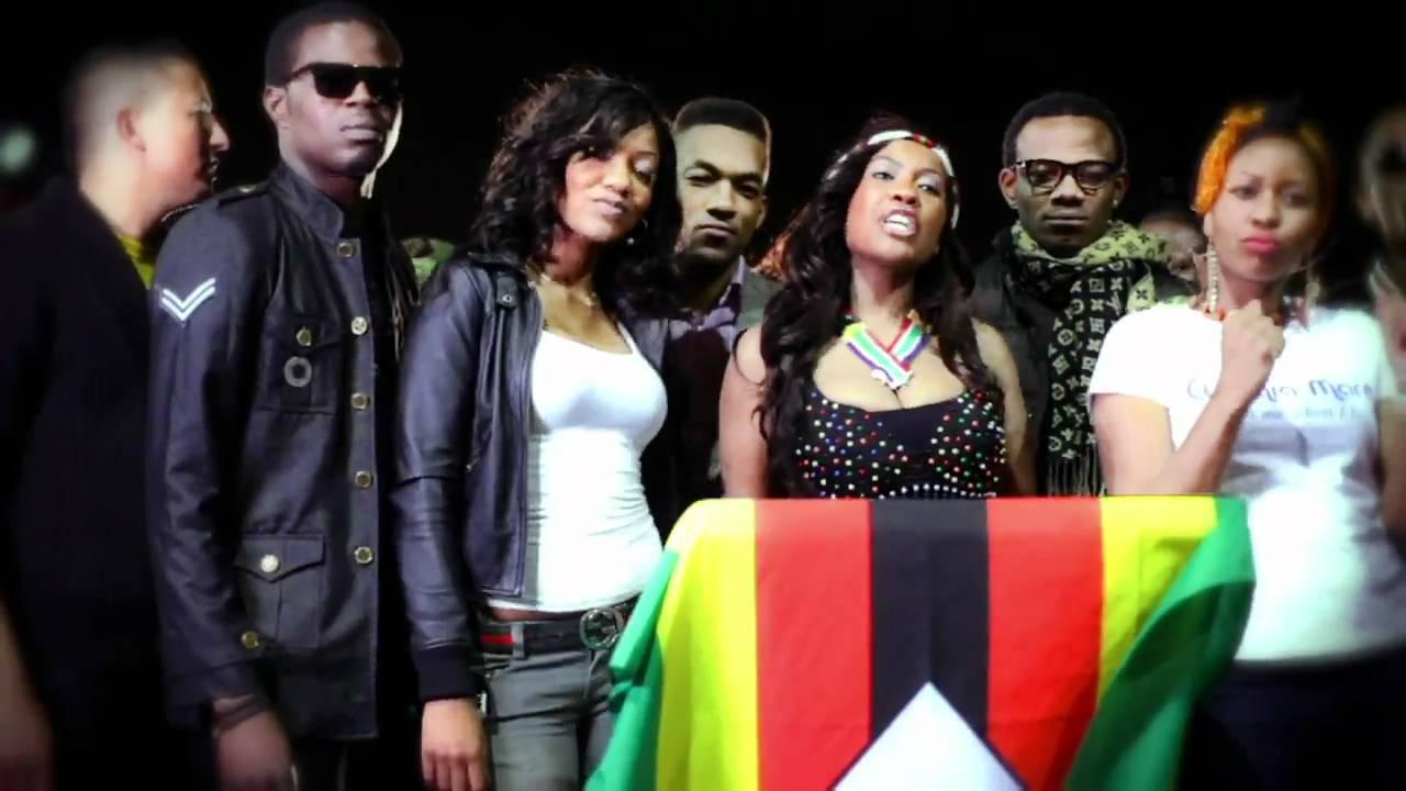 JJC - We are Africans - Zimbabwe mix