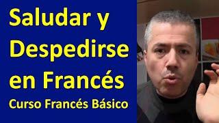 Francés - Saludos y Despedidas