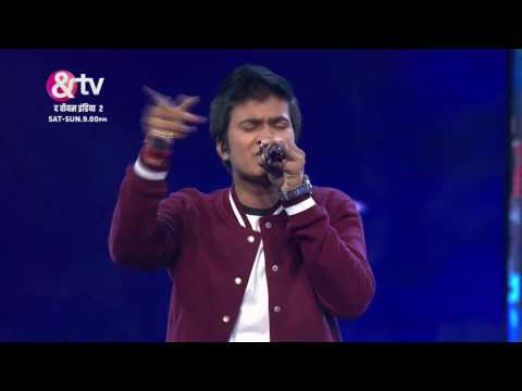 Pratik Raj Vs Abhimanyu Ganguly   Battle Round   Sneak-Peek   The Voice India S2   Sat- Sun, 9 PM