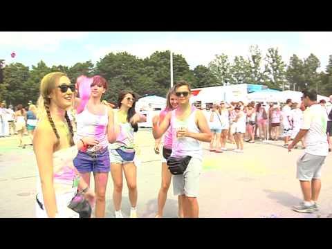 Erstes Holi-Festival in Deggendorf!