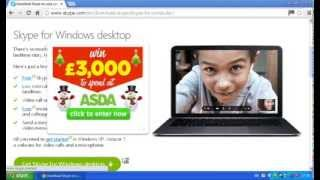 Windows XP How To Download And Install Skype