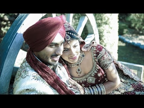 Tejpal & Kirindeep - Wedding Highlights