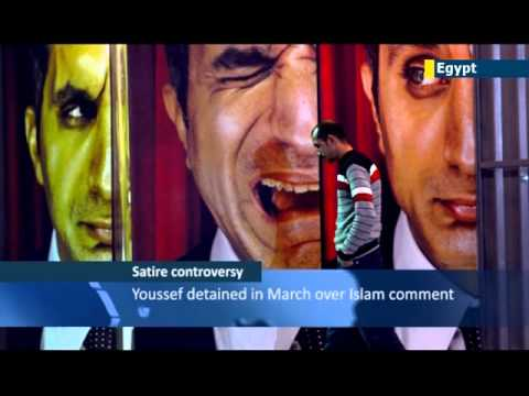 Egypt's 'Daily Show' pulled off the air: host Bassem Youssef is regarded as Egyptian Jon Stewart
