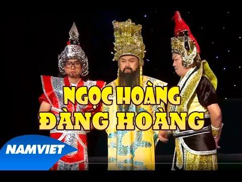Hài Kịch Ngọc Hoàng Đàng Hoàng (Nhật Cường, Chí Tài, Hứa Minh Đạt) - LiveShow Nàng Tiên Ngổ Ngáo