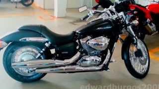 Honda Shadow 750 2015 Preço Especificação Técnica Brasil